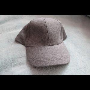 Gray Dad Hat